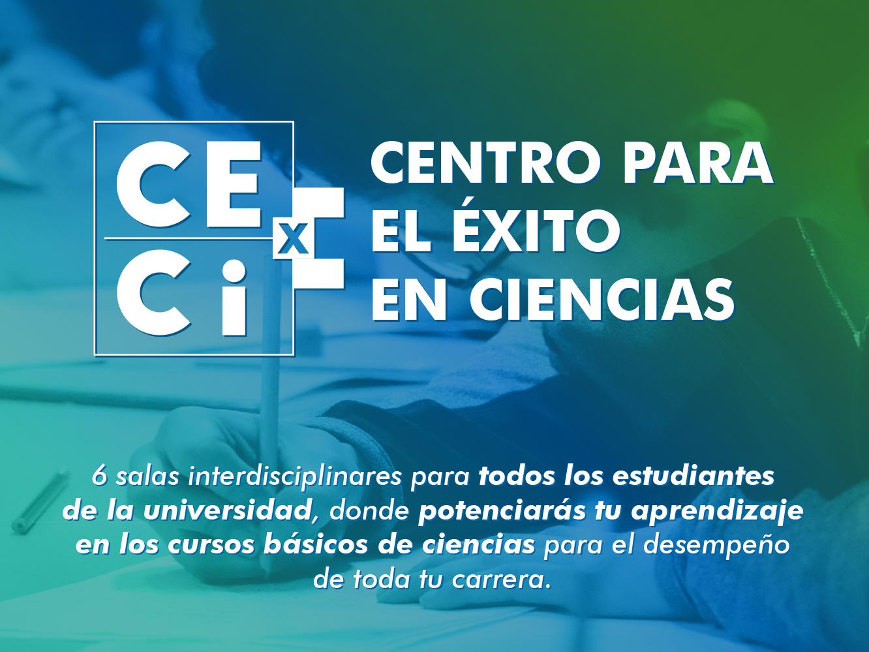 Centro para el éxito en ciencias Uniandes