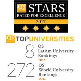 QS LatAm University Rankings - Uniandes
